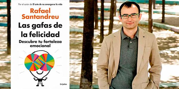 """Chollo Libro """"Las gafas de la felicidad: Descubre tu fortaleza emocional"""" en versión Kindle"""