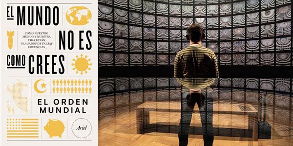 """Chollo Libro """"El mundo no es como crees"""" en versión Kindle"""