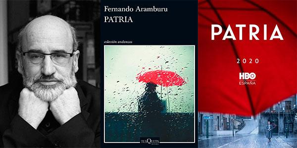 """Chollo Libro """"Patria"""" de Fernando Aramburu en versión Kindle"""