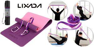 Chollo Esterilla de yoga antideslizante Lixada