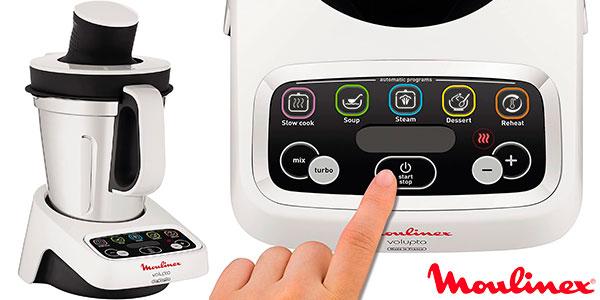Chollo Robot de cocina Moulinex Volupta de 3 litros y 1.000 W