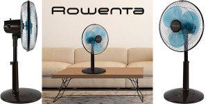 Chollo Ventilador Rowenta Classic VU1950 de altura ajustable