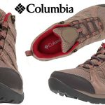 Chollo Zapato de senderismo Columbia Redmond V2 para mujer