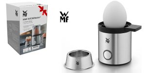 Cocedor eléctrico WMF KitchenMinis para 1 huevo de 55W barato en Amazon
