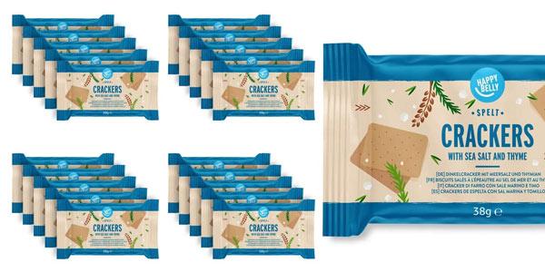 Crackers Amazon Happy Belly Espelta