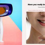 Detector de placa dental Xiaomi DR.BEI YMYM YD1 barato en AliExpress