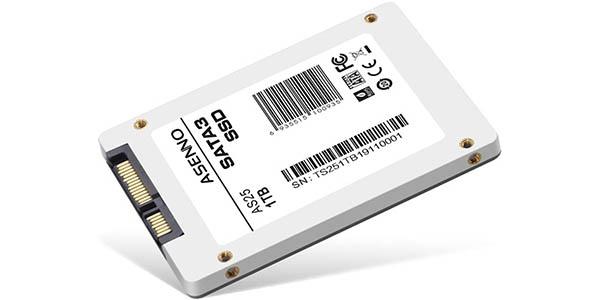 Disco SSD Asenno de 1 TB barato