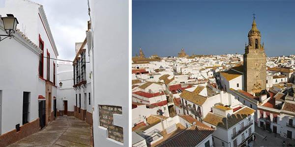 escapada cultural a Carmona con alojamientos económicos