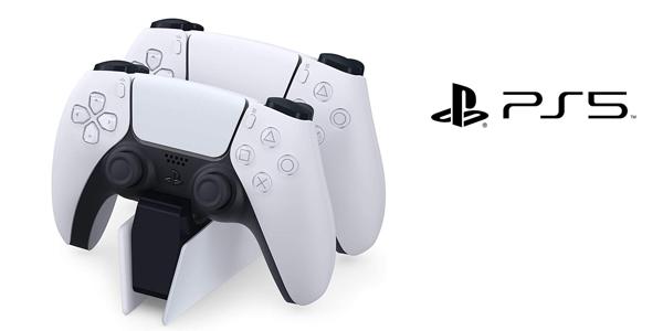 Hacerse ya con la Estación de recarga DualSense PlayStation 5