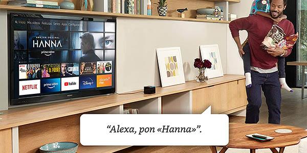 Fire TV Cube con Alexa
