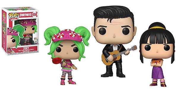Funko Pop ofertas 3x2 en Amazon