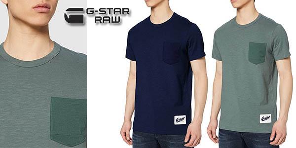 G-Star Raw Contrast Pocket Straight chollo