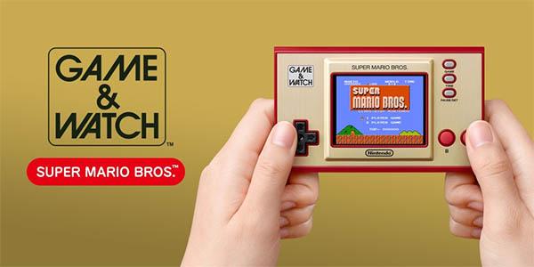 Game & Watch: Super Mario Bros. en Amazon
