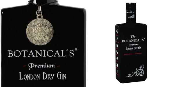 Ginebra Botanical's Premium Dry Gin de 700 ml chollo en Amazon
