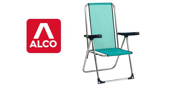 Hamaca multiposiciones Alco-367ALF-0030 fibreline barata en Amazon