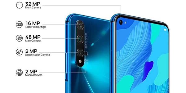 Huawei Nova 5T barato