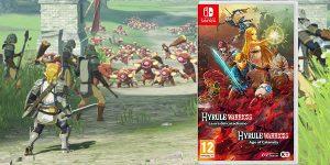 Hyrule Warriors: La Era del Cataclismo para Nintendo Switch