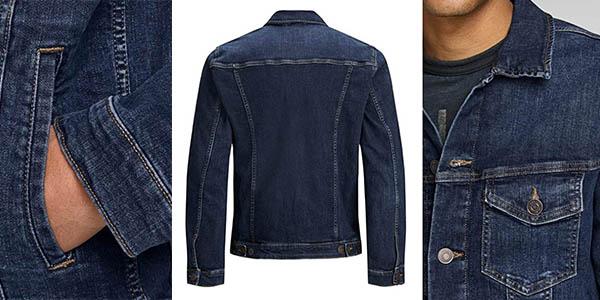 Jack JOnes Alvin AGI001 chaqueta tejana para hombre a precio de chollo