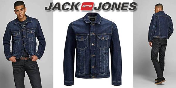 Jack Jones Alvin AGI001 chaqueta vaquera barata