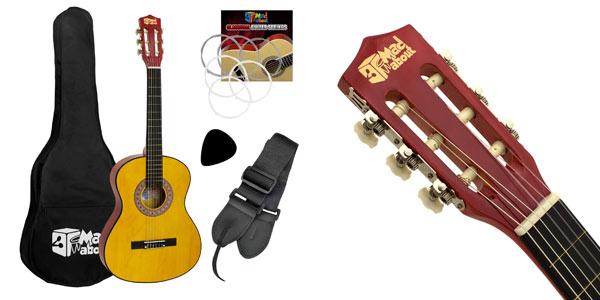 Set de guitarra infantil Mad About CLG1-34 barata en Amazon