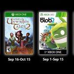 Juegos gratis Xbox septiembre 2020