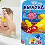 Juguete de baño tiburón Babyshark Canta y Nada barato en Amazon