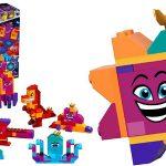 LEGO Película 2 Caja construye lo que sea de la Reina Soyloque barata en Amazon
