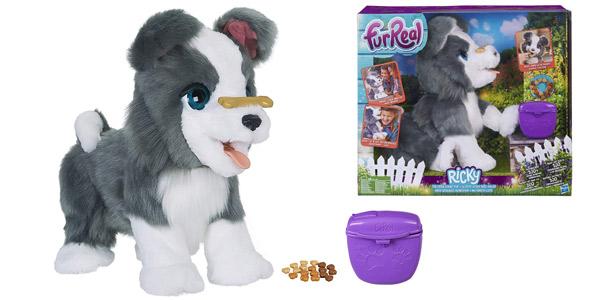 Ricky Mi Perrito Listo Furreal Friends de Hasbro barato en Amazon