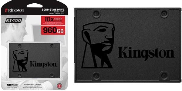 Kingston SSD A400 barato