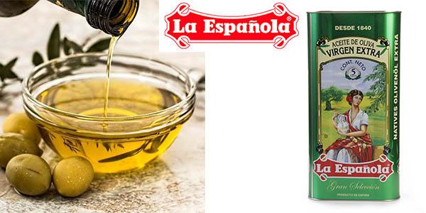 La Española aceite de oliva virgen extra Gran Selección oferta