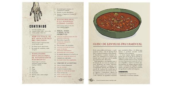 Libro El arte de la alimentación durante el apocalipsis Zombi (EDGNSP03) chollo en Amazon