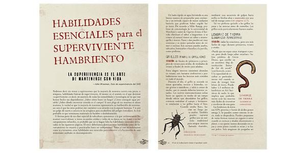 Libro El arte de la alimentación durante el apocalipsis Zombi (EDGNSP03) oferta en Amazon