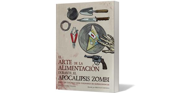 Libro El arte de la alimentación durante el apocalipsis Zombi (EDGNSP03) barato en Amazon