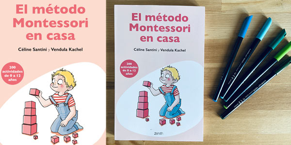 Libro El método Montessori en casa: 200 actividades de 0 a 12 años versión kindle barato en Amazon