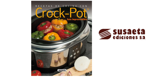 Llévate gratis Recetas de cocina con Crock-Pot (El Rincón Del Paladar) con Amazon Prime Reading