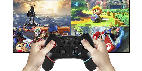 Mando inalámbrico ZoeeTree para Nintendo Switch barato
