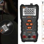 multímetro Lomvum para testear la electricidad chollo