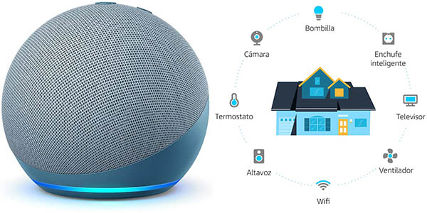 Echo Dot (4ª generación) en Amazon