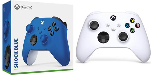 Nuevo mando inalámbrico Xbox Series X / S en varios colores