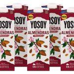 Pack x12 Yosoy Almendras Sin Azúcar de 1L/ud barato en Amazon