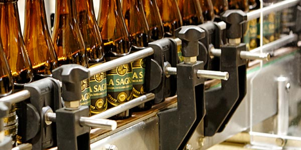 Pack x12 Degustación de Cerveza Artesanal La Sagra de 33 cl/ud chollo en Amazon