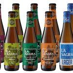 Pack x12 Degustación de Cerveza Artesanal La Sagra de 33 cl/ud barato en Amazon