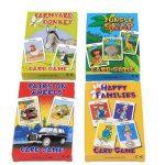 Pack x4 juegos de cartas de memoria para niños Cartamundi barato en Amazon