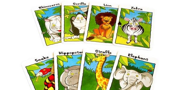 Pack x4 juegos de cartas de memoria para niños Cartamundi chollo en Amazon