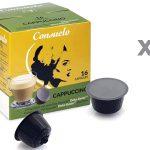 Pack x96 Cápsulas Café Dolce Gusto Consuelo Capuccino barato en Amazon