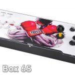 Máquina arcade de 2 jugadores Pandora Box 6S