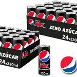 Pepsi Max Zero azúcar latas chollo