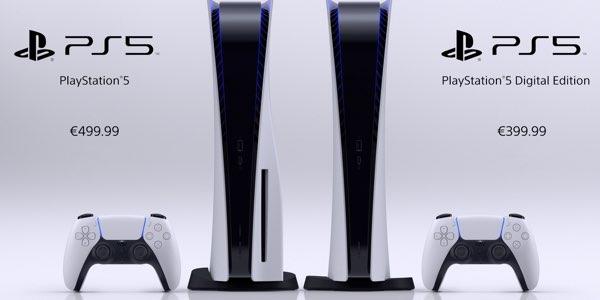 Precio final de PS5