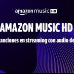 Amazon Music HD GRATIS durante 90 días