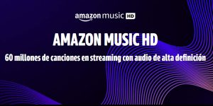 Amazon Music HD GRATIS durante 90 días
